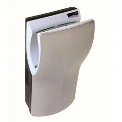 Twinflow Eco Blade Hand Dryer Grey/Silver