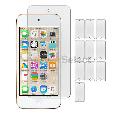 10X Ultra Clear HD LCD Screen Shield Protector for Apple iPod Touch 6 6th Gen
