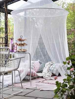Ikea Bed Canopy Netting Net Mosquito Fly Flying Insects SOLIG Tent-NEW