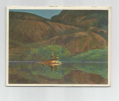 Lake, Killarney, Eric Aldwinckle, O.S.A., Rous & Mann Press Ltd. Art Calendar