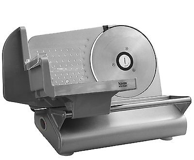 New Electric Meat Slicer Deli Commercial Food Industrial Restaurant Cutter Blade