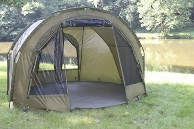 Anaconda Cusky Dome 170 (High End Zelt) riesiges Karpfenzelt ! Campingluxus !