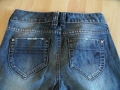 TOM TAILOR coole straight comfort Jeans gr. 26/32 TOP MS116