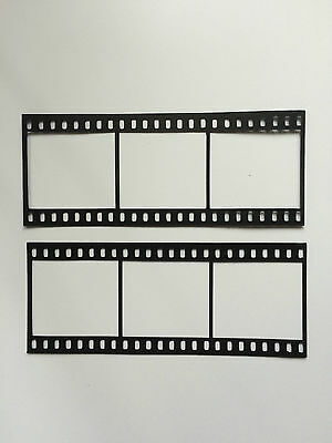 Scrapbooking, Card and Craft Embelllishment- Photo Negatives x2