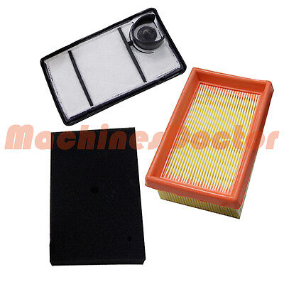 1 Set Air Filter Cleaner Fit Stihl TS400 Concrete Cut Off Saw OEM# 4223 140 1800