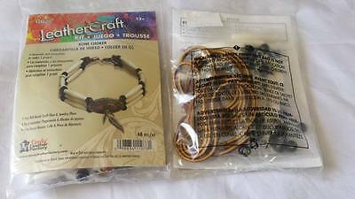 Native Heritage 3 Strand Bone Hair Pipe Choker Kit - Tandy Leather #4352-00