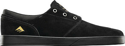 Emerica - Figueroa Mens Shoes Black/Black