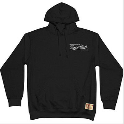 Expedition - Rules Mens Hoodie Black