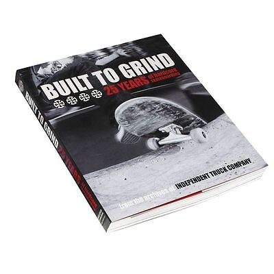 Independent - Built to Grind Hard Cover Book