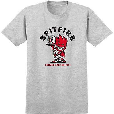 Spitfire - Fast & Hot Tee Grey