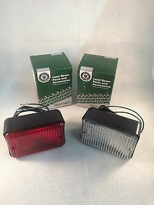 Bearmach Land Rover Defender 90, Reverse Lamp & Fog Lamp Set