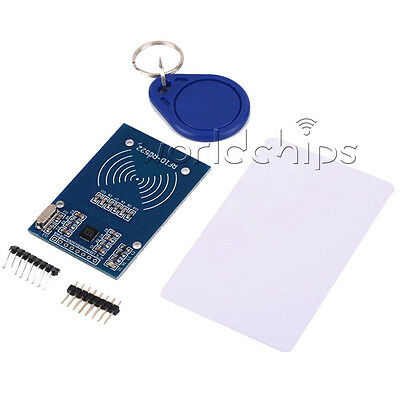 RC522 Card Read Antenna RFID Reader IC Card Proximity Module MFRC-522