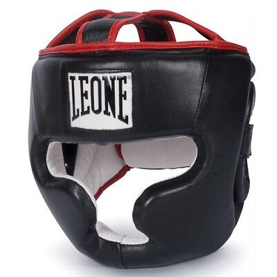 Casco Leone Sport Full Cover Cs426 Boxe