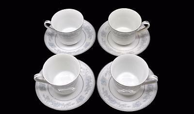 MIKASA FINE CHINA Dresden Rose L9009 Vintage Dishes Coffee Tea Cup ...