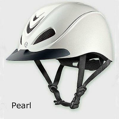 TROXEL-Uni Liberty Equest Helmet-Pearl-Small-04-233-Manufacture Date May 2014
