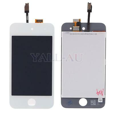 Replacement LCD Touch Screen Digitizer Assembly for iPod Touch 4 A1367 White A++
