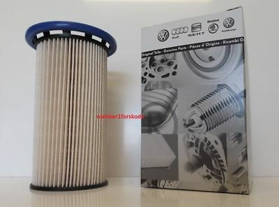 Genuine Vw Volkswagen Diesel Fuel Filter 5Q0127177