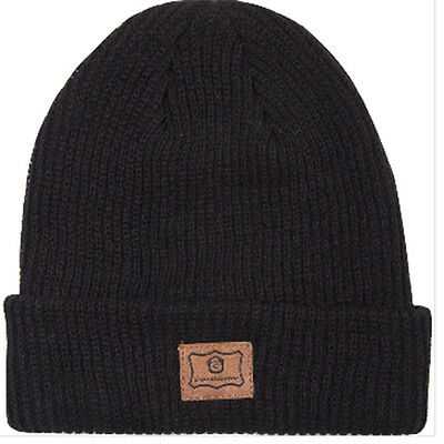 Expedition - Patch Beanie Black