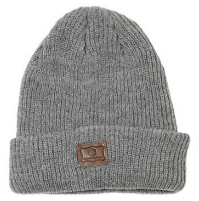 Expedition - Patch Beanie Grey