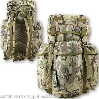 Military Rucksack 30 Litre Patrol Daysack Mtp Btp British Army Cadet Hiking Bag