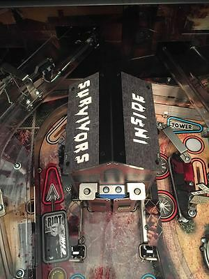 Survivors Inside Prison MOD for The Walking Dead pinball machine - BRAND NEW!