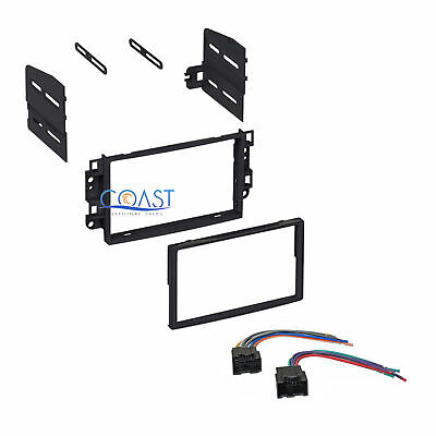 Chevy Aveo Car Stereo Cd Player Wiring Harness Wire Aftermarket
