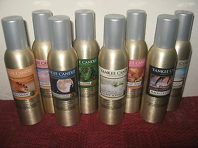 Yankee Candle Room Sprays - 41 Scents- You Choose - Free  Fast Shipping