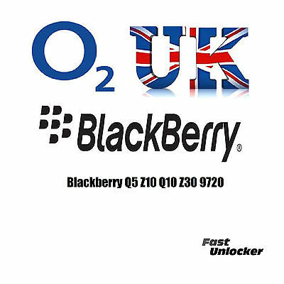 Unlocking Unlock Code O2 Uk For All Blackberry Z10 Q10 Q5 Z30 9720 Classic Leap