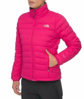 11 THE NORTH Face WOMEN S BELTED MERA PEAK JACKET-Size  M Color gray ... 0f3c6d795