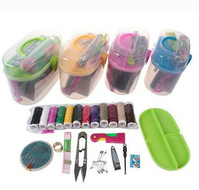 Practical Home thorn rust Sewing kit Portable manual sewing tools Storage Boxes