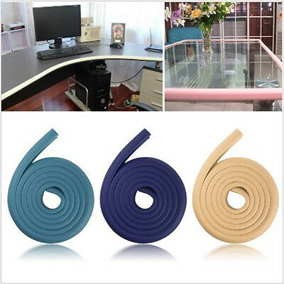 10 Color 2M Desk Table Edge Protective Strip   For Kids Security Cushion