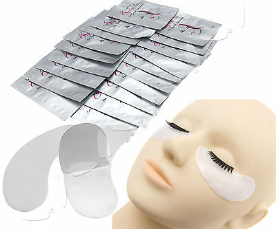 20 Pairs Lint Free Under Eye Gel Pads for Eyelash Extention