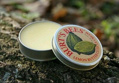 Burt's Bees Lemon Butter Cuticle Cream with Nourishing Vitamin E 0.60 oz Burts