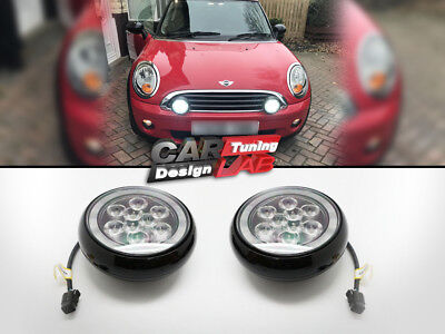 Rally Driving Lights Halo Ring LED Daytime Running Lamp Assembly For Mini Cooper