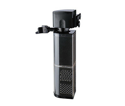 2000LPH Aquarium Fish Tank Filtration Internal Filter Submersible Water Pump-UK