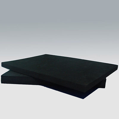 ESD Antistatic High Density High Quality Foam 100mm x 100mm  1 3 5 10mm Lot