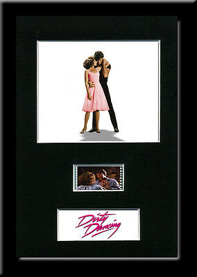 Dirty Dancing Framed 35mm Mounted Film cells - filmcell movie