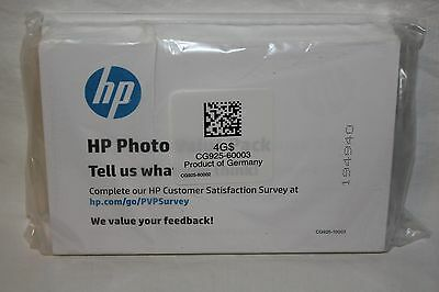 Genuine HP Advanced Photo Paper Glossy Borderless 85 Count Sealed Package 4x6