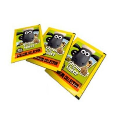 Shaun The Sheep Stickers ~ Sticker Collection ~ Collect Them All