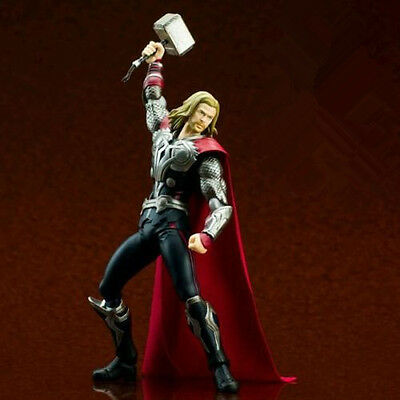 Superheld Superhelden Marvel The Avengers Thor Action Figuren Figur Actionfigur
