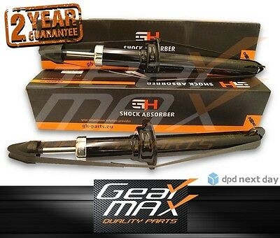 2 New Front Gas Shock Absorbers For Alfa Romeo Gt 147 156 Sport Wagon /gh-331056
