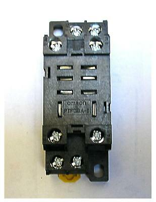"Relay  Ly2N  ""din Rail Mount Bases""   8 Pin"