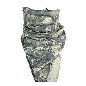 neck scarf face mask [155 x 48 ACU] the military Ann survival (japan import)