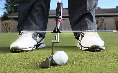 The Navigator Putting Aid - More holed putts!
