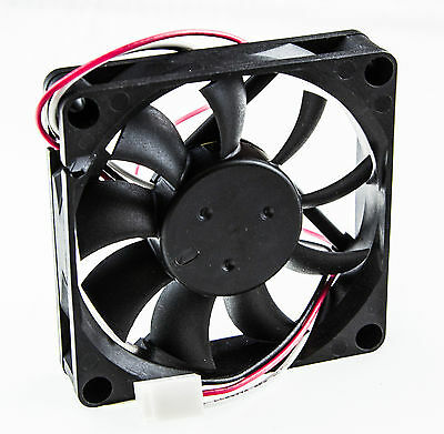 DA07015B12L 12V 0.3A 3x Pin fan lüfter cooler blower cooling fan 70x70x15mm new