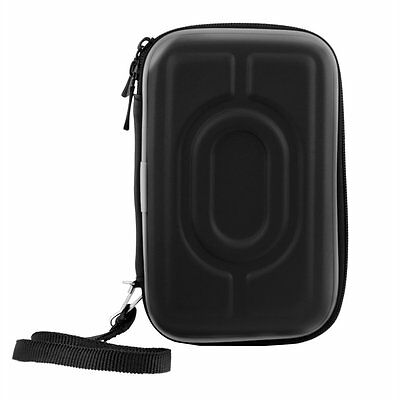 """Carry Case Cover Pouch Bag for 2.5""""USB External Hard Disk Drive Protect Black MJ"""