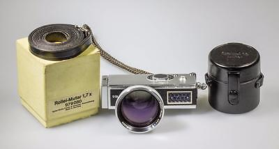 Rollei - Mutar 1,7X    Camera Not Included