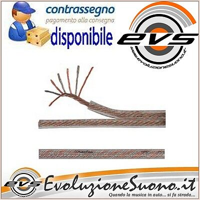 Connection AUDISON FT 216 Cavo Casse Altoparlanti Professionale 16awg 2x1,23 mmq