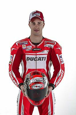 Ducati Corse SPIDI Motorbike Motogp One Pice Leather Suit