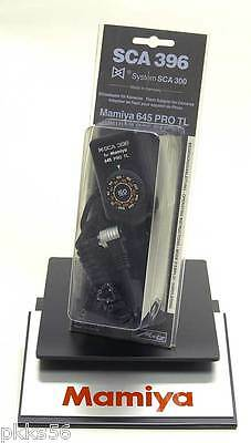Mamiya 645 PRO TL SCA 396 Flash Adapter for Metz Flashes